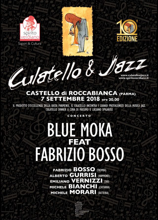 blue moka fabrizio bosso al culatello & jazz
