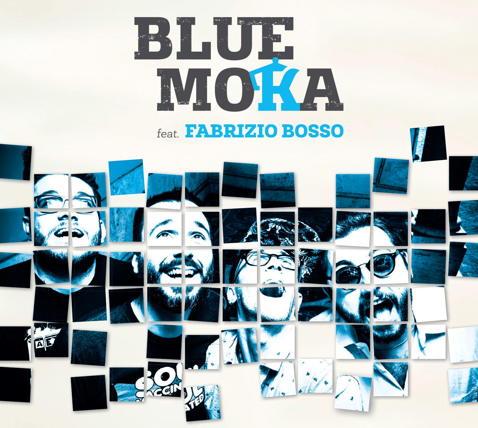 blue moka feat. fabrizio bosso album via veneto jazz jando music